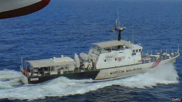 Amerika Alihkan Pencarian Pesawat ke Lautan India