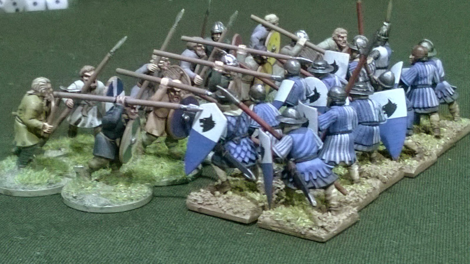 lion's rampant stark game of thrones warband saga