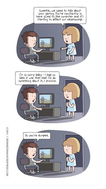 gaming between relation