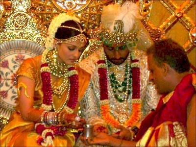 Abhishek bachan wedding pictures