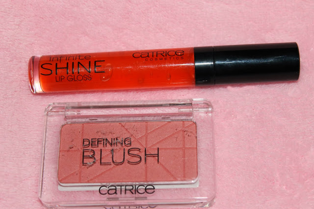 Beauty Bloggers Secret Santa Catrice Cosmetics