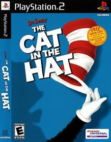 Dr. Seuss The Cat in the Hat    PS2