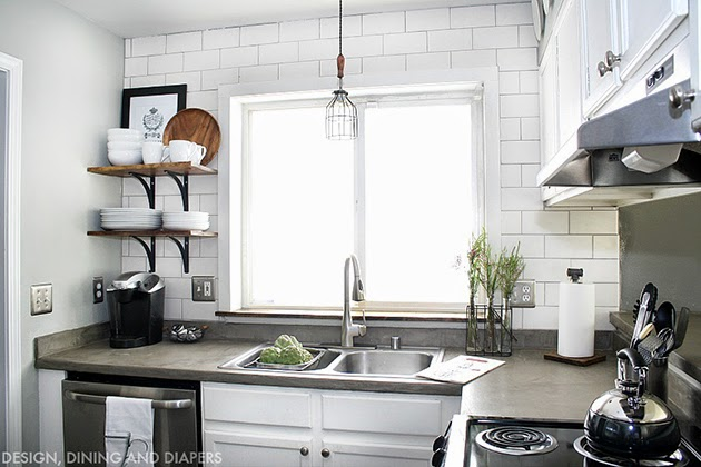 cocinas pequeñas diseño y uso