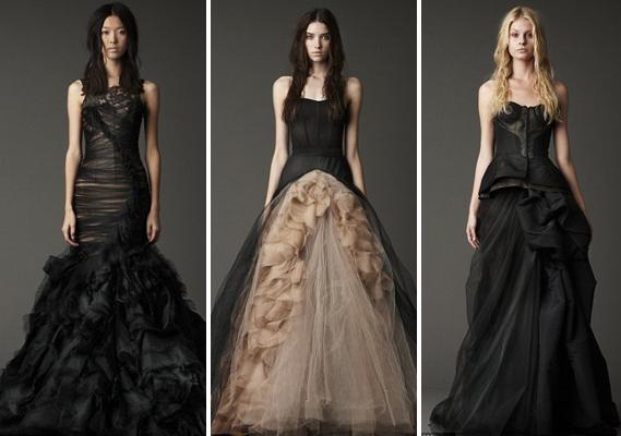 Red And Black Wedding Dresses 53 Beautiful Oscar de la Renta