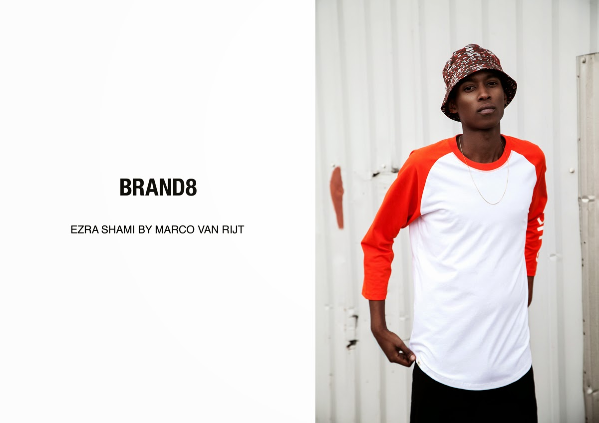 EDITORIAL | BRAND8 SS15 by Marco Van Rijt
