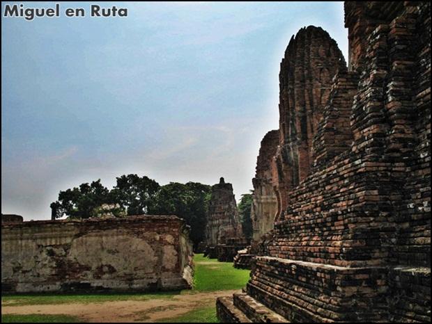 Wat-Phra-Mahathat-Ayutthaya