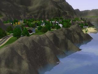 My Sim Realty: New World : Elmira City With Save Fileelmira city