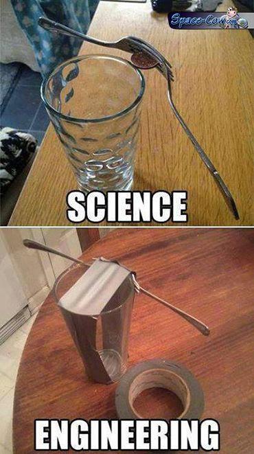funny things science engineering