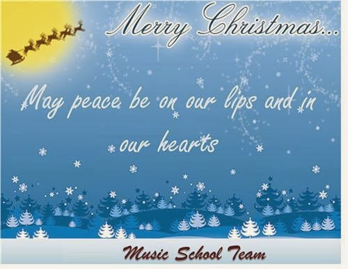Free Christmas And New Year Wishes For Teachers