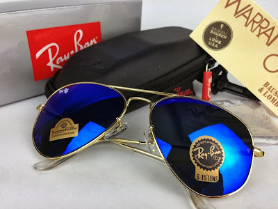 Ray Ban Aviator Diamond