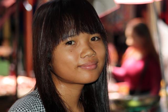 Photographie : Sourire khmer du jour