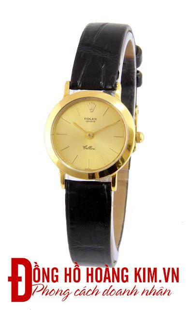 Đồng hồ nữ đẹp giá rẻ dưới 500 nghìn Rolex