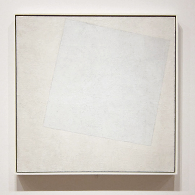 Hugh Marwood Gerhard Richter White Paintings