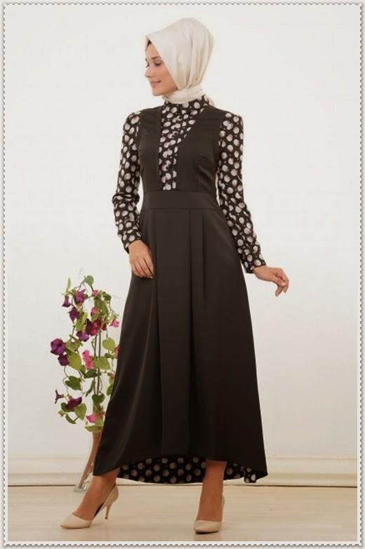 Hüma Sultan 2014 Elbise Modelleri