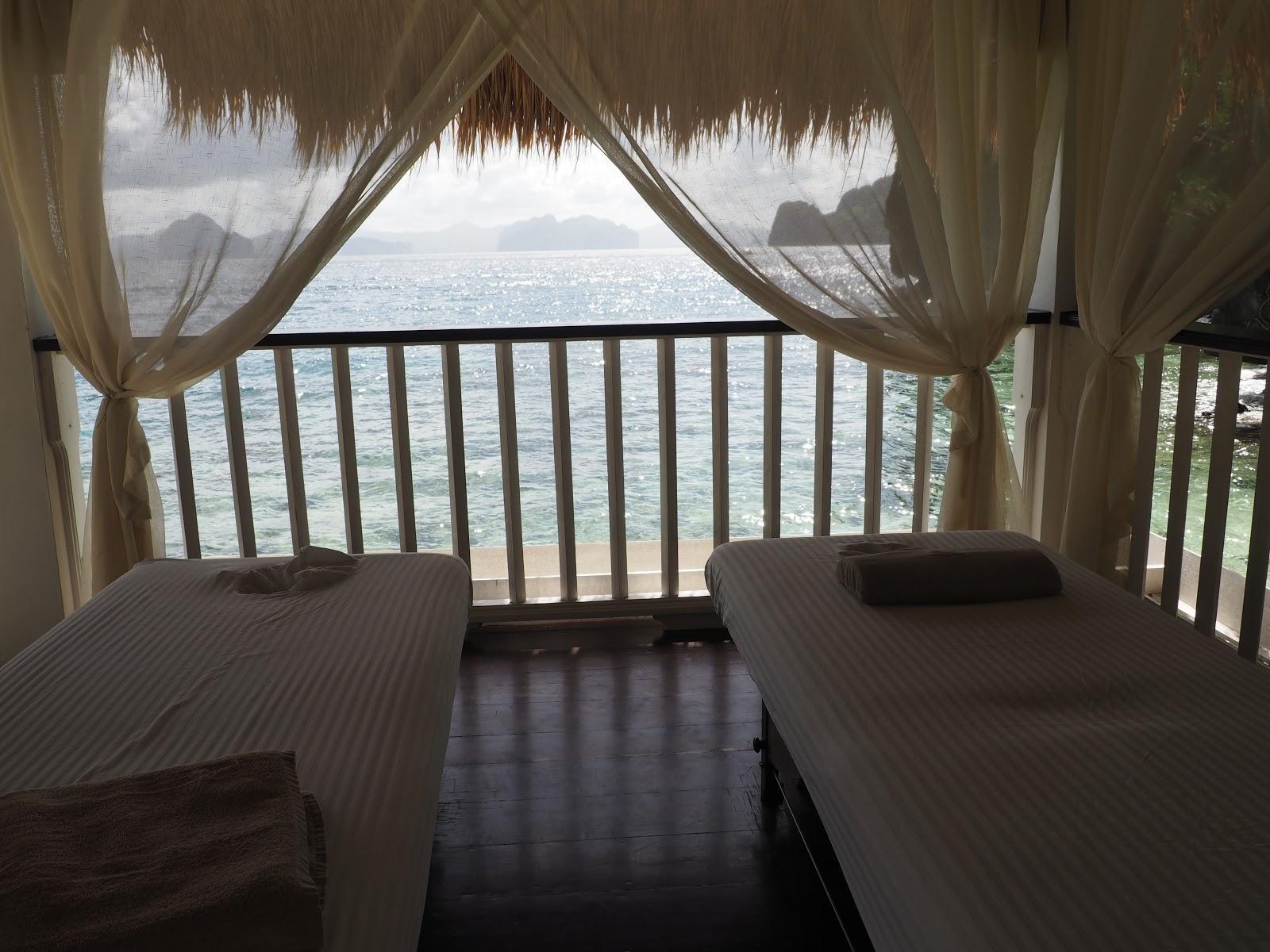 Luxury Massage Hut, El Nido Resort