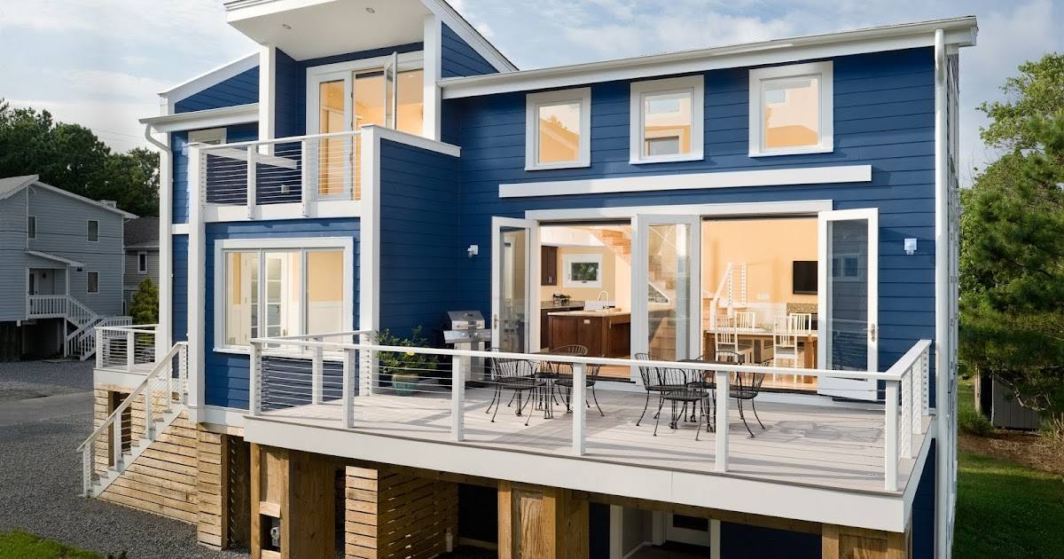 House Modern Painting Colors