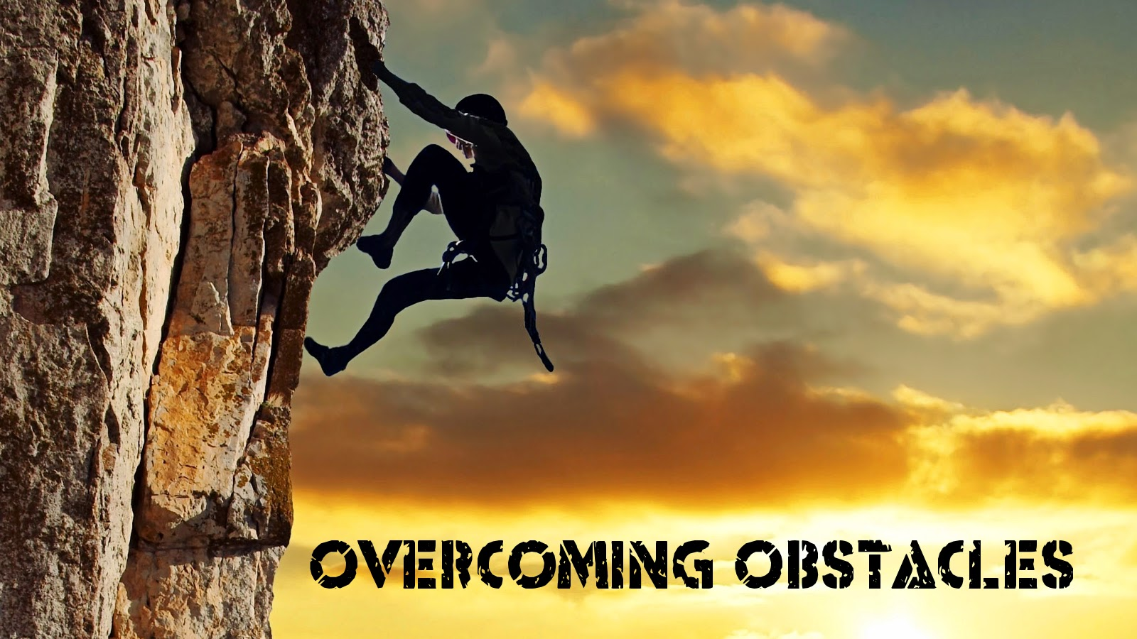 How To Overcome Obstacles And Jump Over The Hurdle