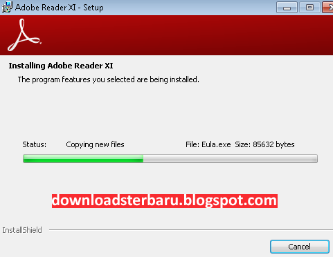Download Adobe Reader xi Terbaru