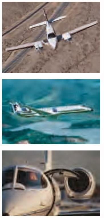 RCZ-852 для авиации регионального и бизнес назначения
