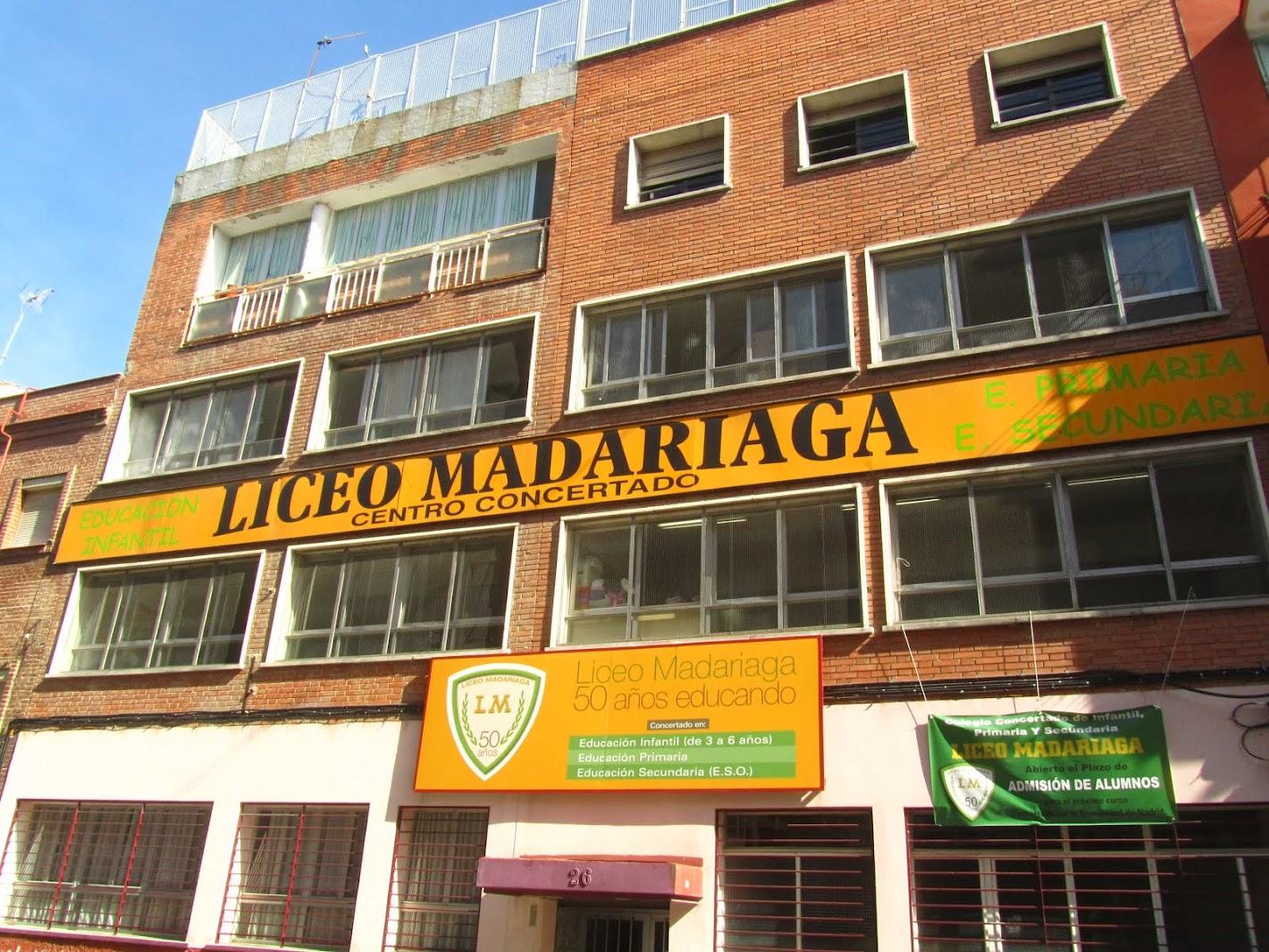 LICEO MADARIAGA