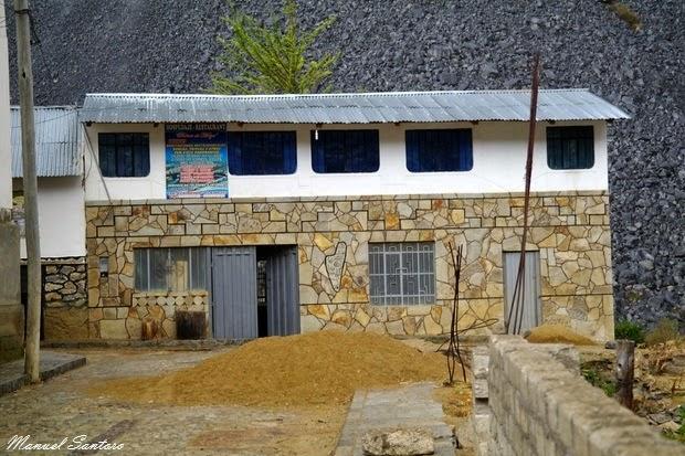 Huancaya, Hospedaje Brisas de Mayo