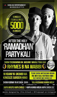 RAMADHAN PARTY
