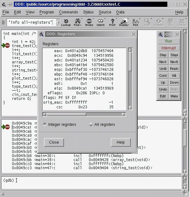Gui Gdb Ubuntu