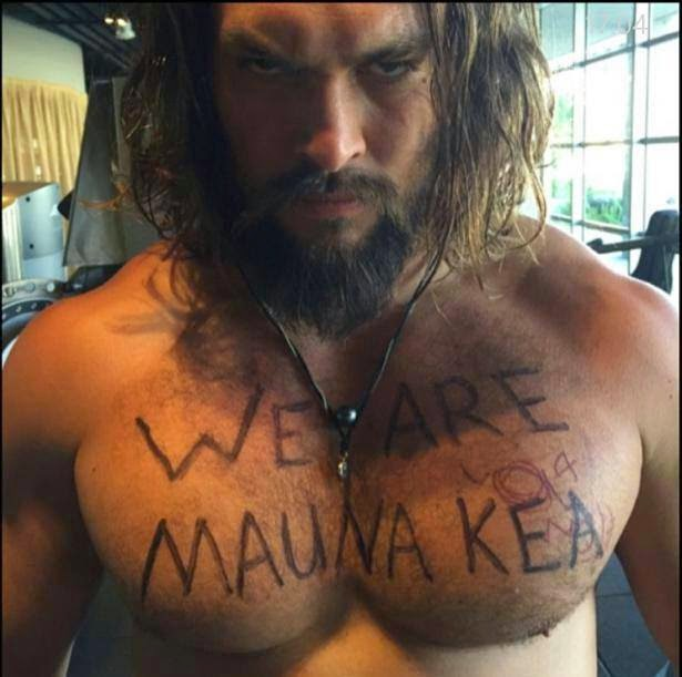 Maybe It's Just Me...: Thirst Trap: Jason Momoa
