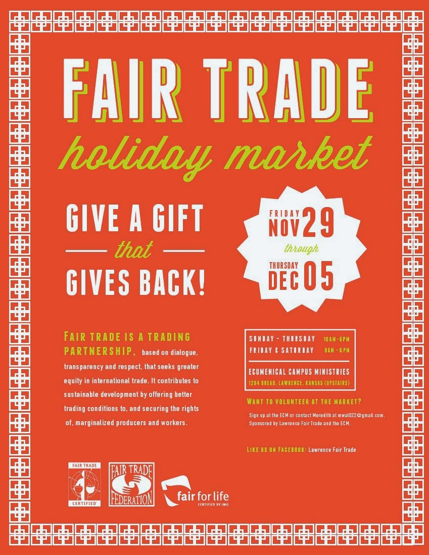 awava @ the fair trade holiday market
