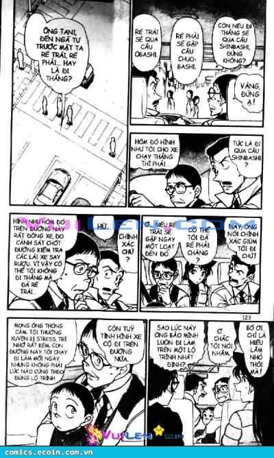 Detective Conan - Thám Tử Lừng Danh Conan chap 551 page 5 - IZTruyenTranh.com