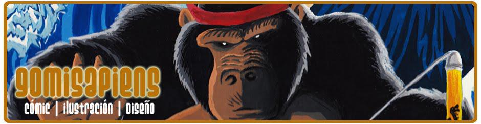 Gomisapiens: Blog de Ernesto Gomis | Cómic, ilustración, diseño gráfico, storyboards, caricaturas