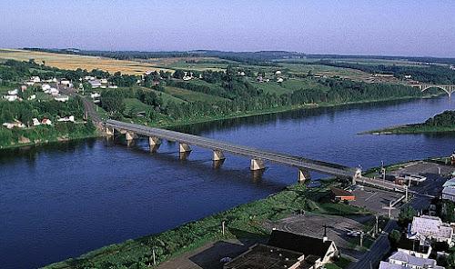 Hartland Covered Bridge - Maior ponte coberta do mundo