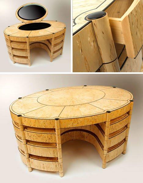 Muebles de madera y m s quiero m s dise o for Diseno de muebles de madera