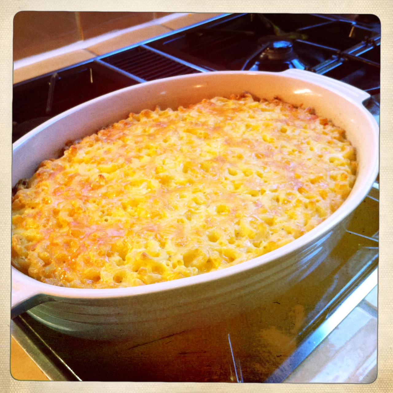 The meat and potatoes foodie pioneer woman 39 s mac and cheese for Pioneer woman mac and cheese recipe