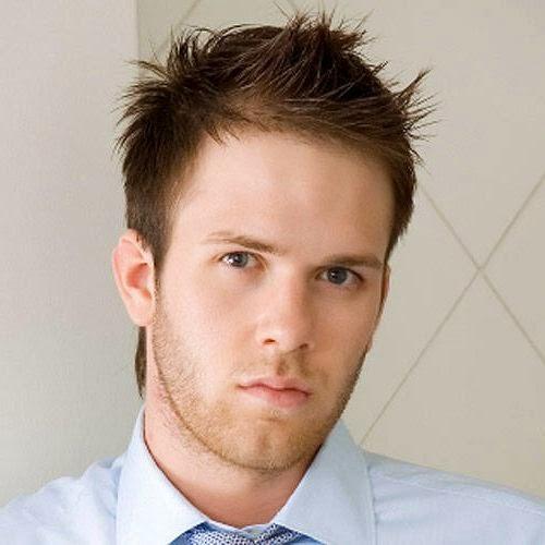 Vijftien slimme haartips Manners  - Mannen Kapsels Dun Haar