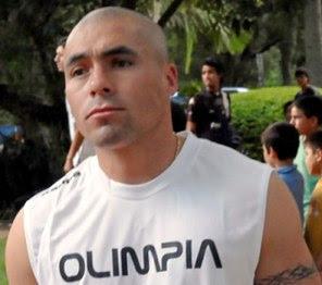 Olimpia canceló el contrato de Vladimir Marín por indisciplina