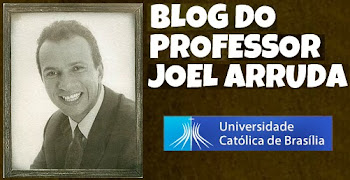 BLOG DO PROFESSOR JOEL ARRUDA