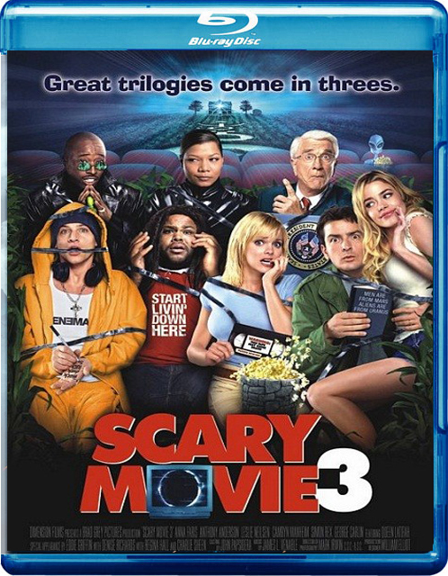 Scary Movie 3 [BD25]