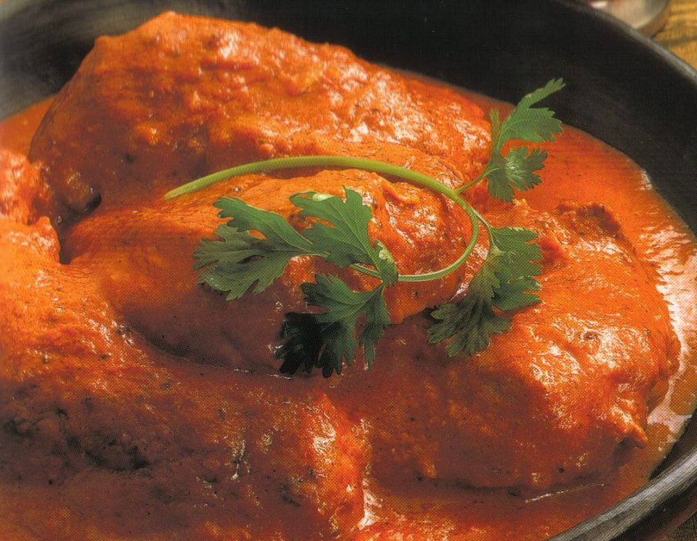 Easy Indian Recipes: Butter Chicken Recipe | Cook Butter ...