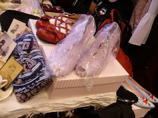 Crèmen kirppispöytä Animeconissa 14.-15.7.2012
