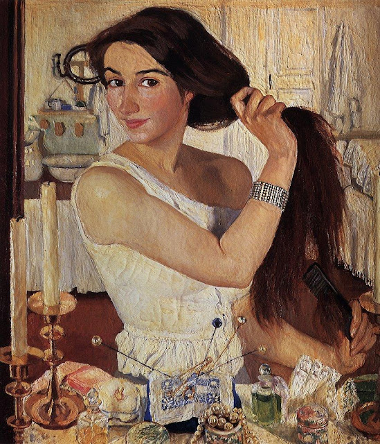 художница Зинаида Серебрякова