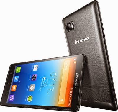 Harga Lenovo Vibe Z K910 terbaru, dengan Kamera 13 MP