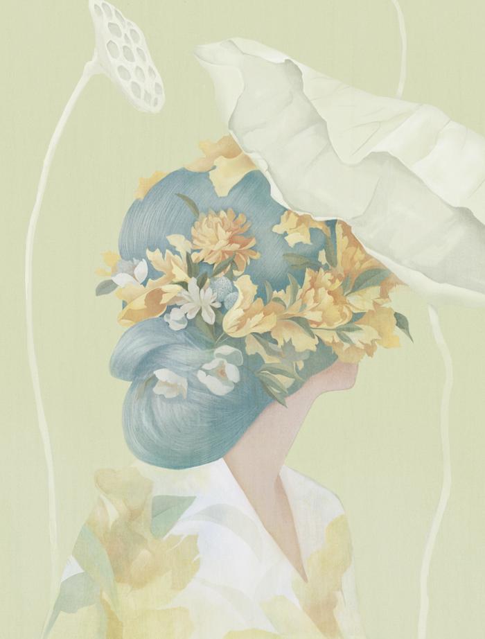 nuncalosabre.Ilustración. Illustration - Hsiao-Ron Cheng