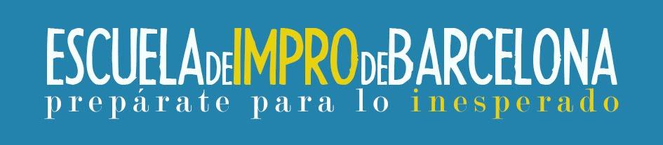 Escuela de Impro de Barcelona, Clases de IMPROVISACIÓN.
