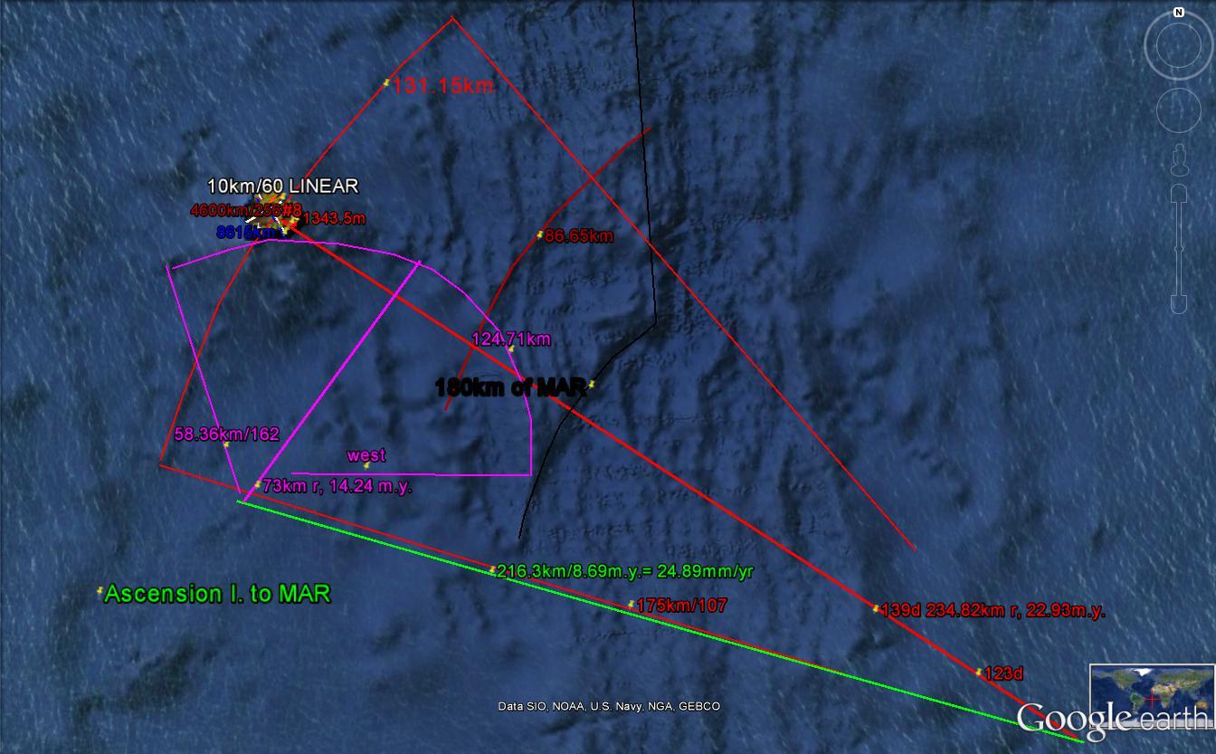 WwwPorOgleblogspotcom Ascension Island Is A GUIDE To VOLCANIC - Ascension island google map
