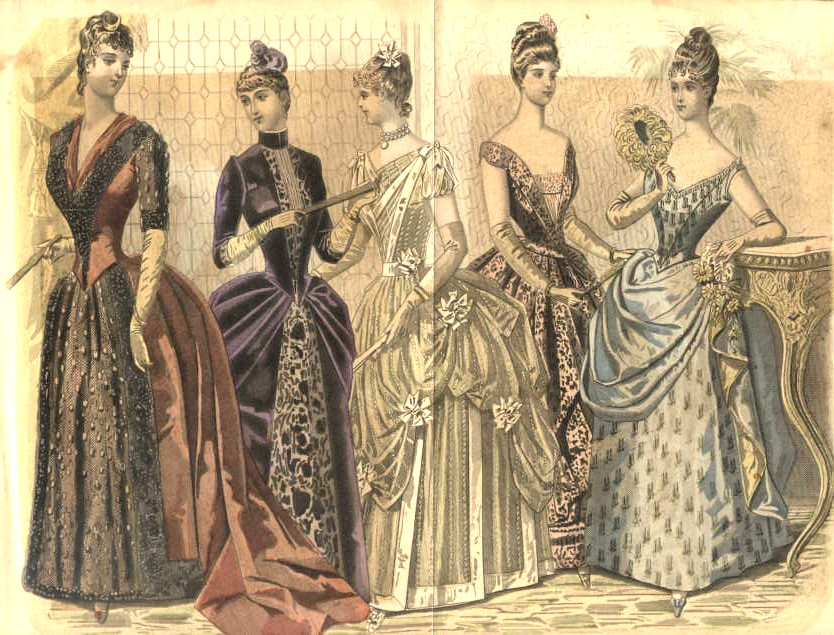 Fashion Blog Fashion In 19th Century