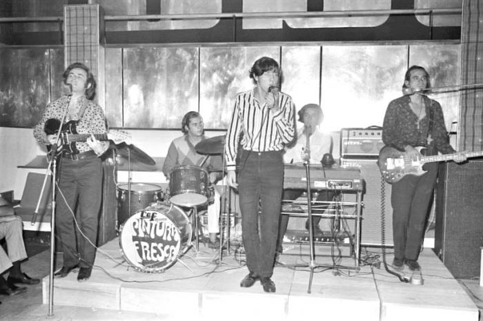 grupo musical ano 70: