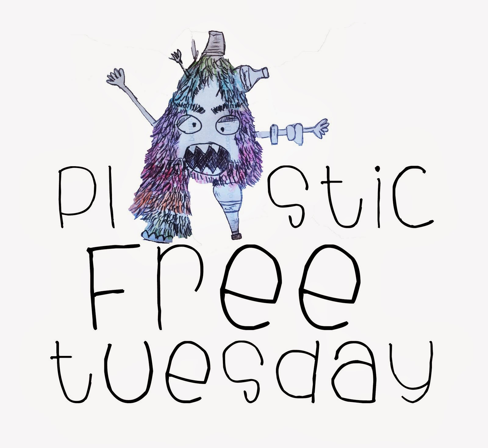Doe mee aan Plastic-Free Tuesday!