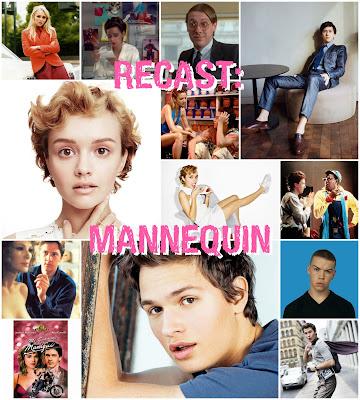 Recast: 1987年の青春映画を1993・1994年生まれで妄想リメイクキャスティング Part2 『マネキン』『ロストボーイ』
