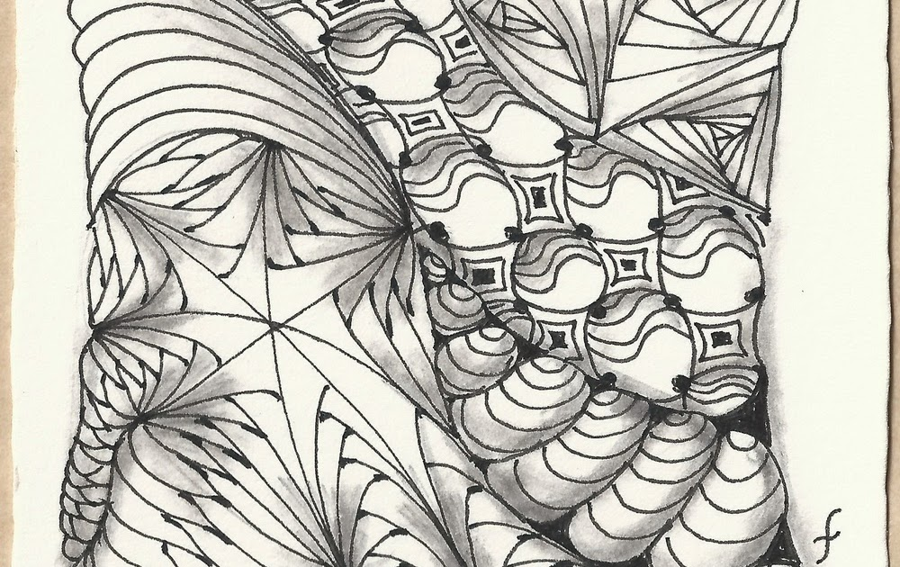 Pattern Play with Pens: Weekly Challenge 65 : UMT III